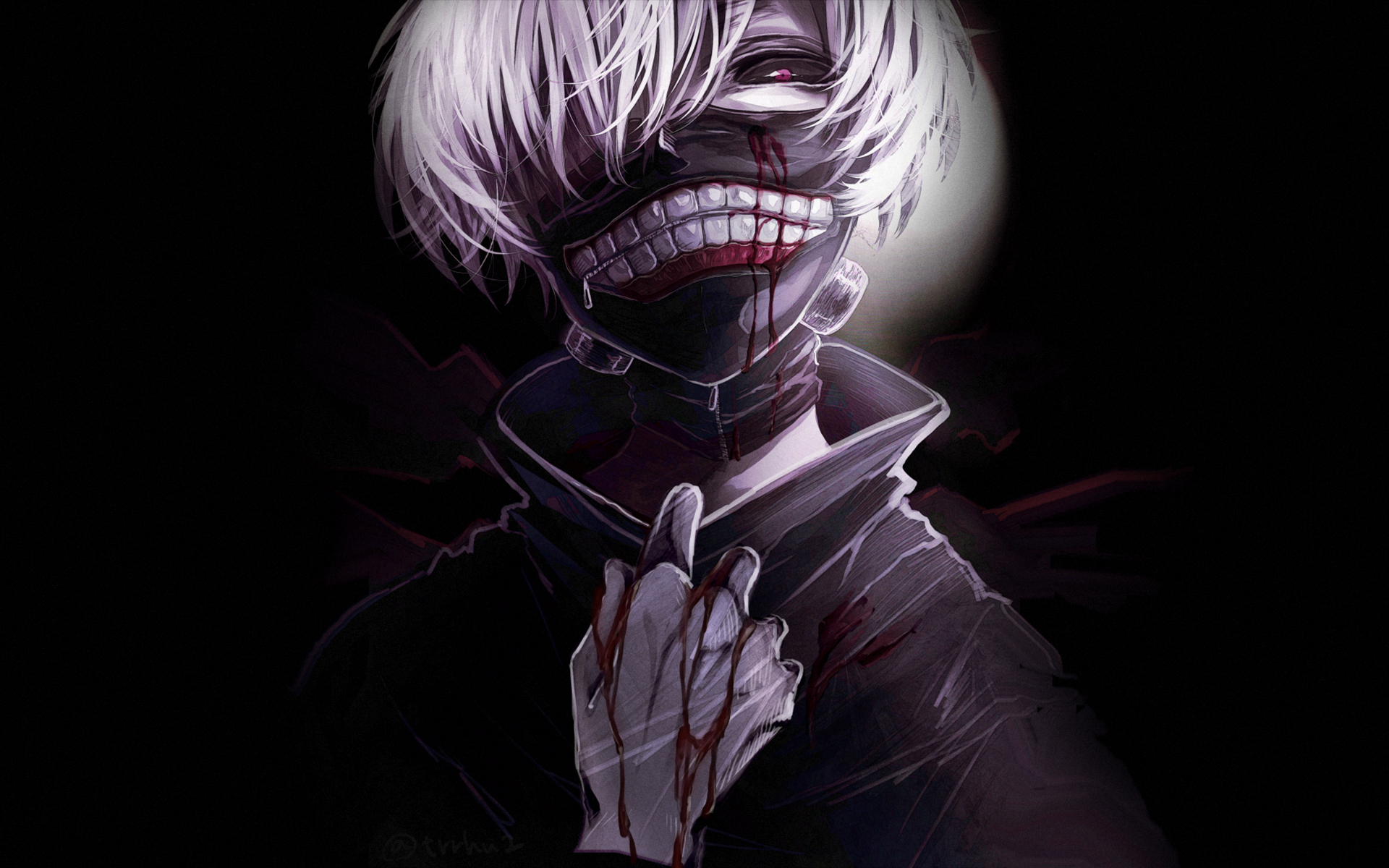 Tokyo Ghoul Wallpapers High Quality | Download Free
