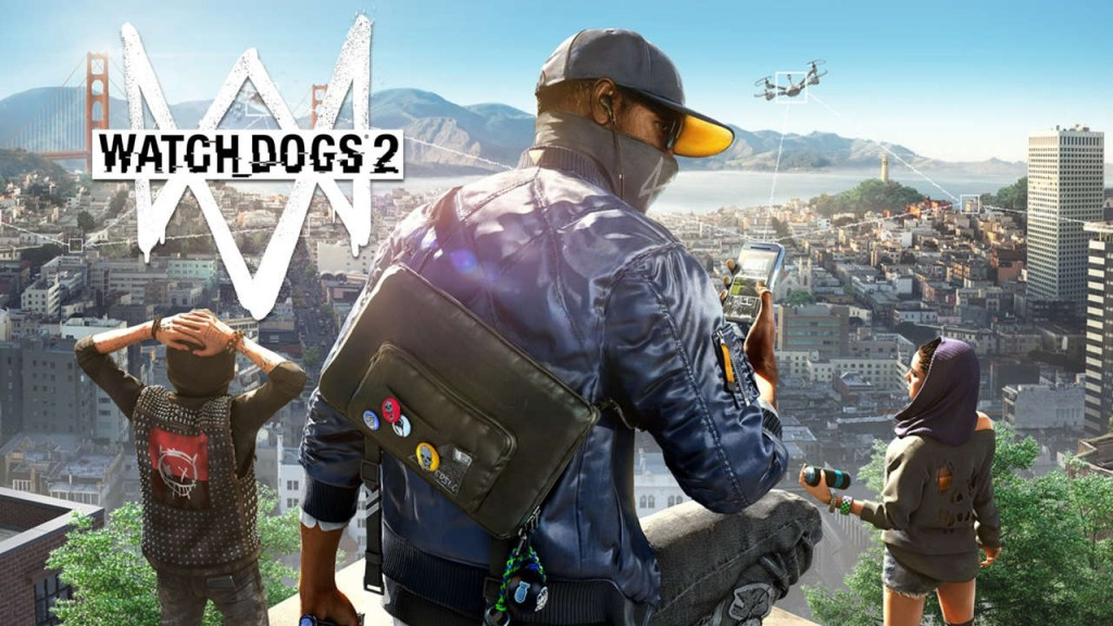 Watch Dogs 2 wallpapers HD