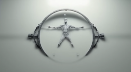 WestWorld opening credits backgrounds
