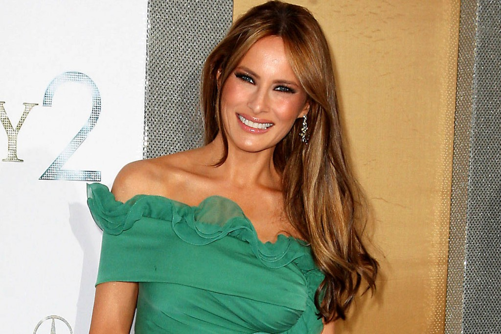 Melania Knauss Trump wallpapers HD