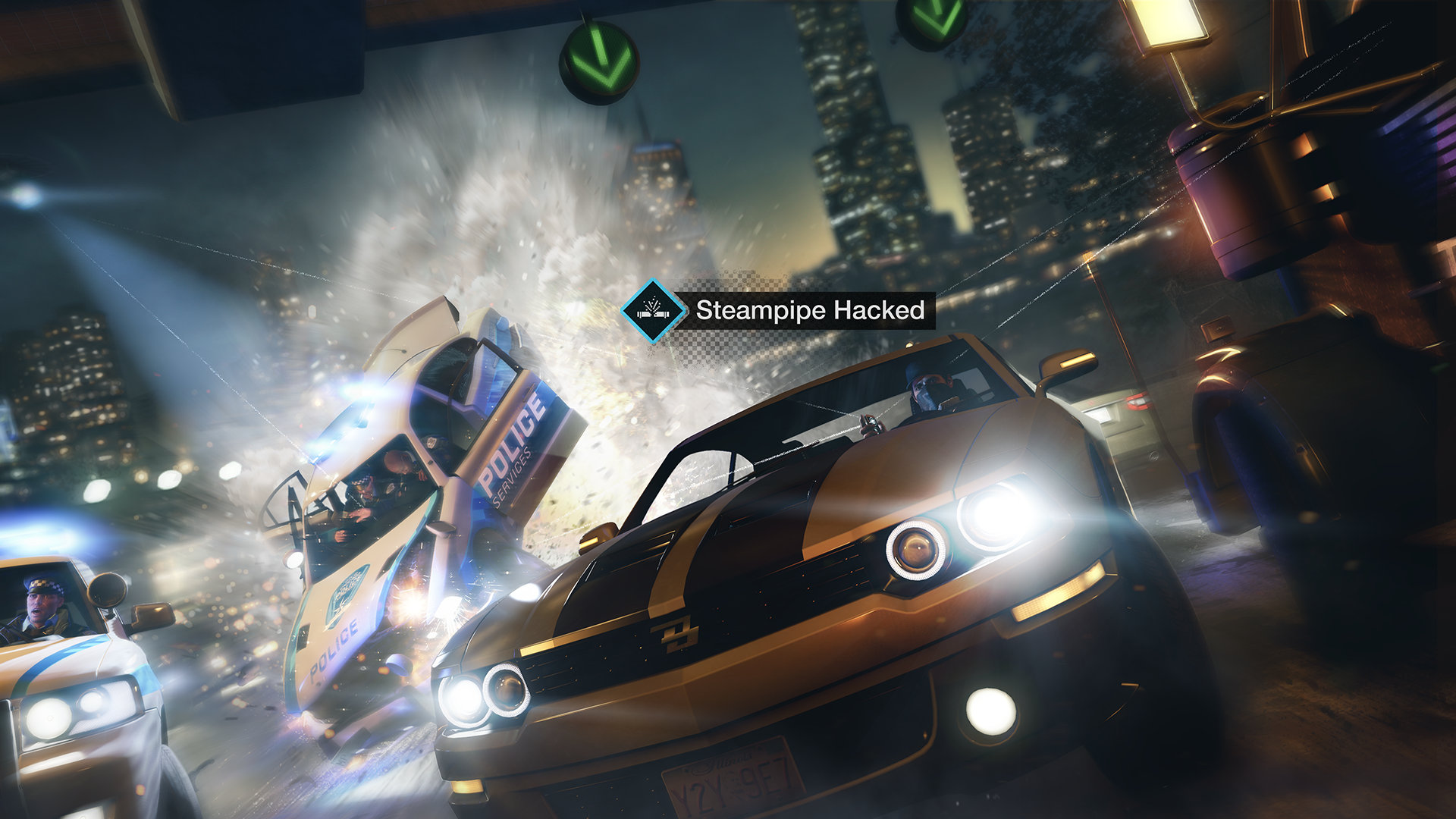 Watch Dogs 2 Wallpaper 1920x1080: Watch Dogs 2 Wallpapers High Quality