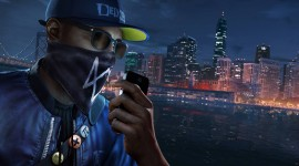 Watch Dogs 2 ps4 4k HD Screenshots