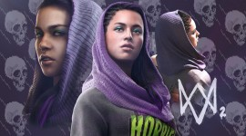 Watch Dogs 2 Sitara Dhawan fan wallpaper