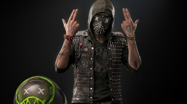 Wrench junior 2880x1800 Watch Dogs 2 robot 5k for pc