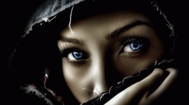 3d Eyes Photo