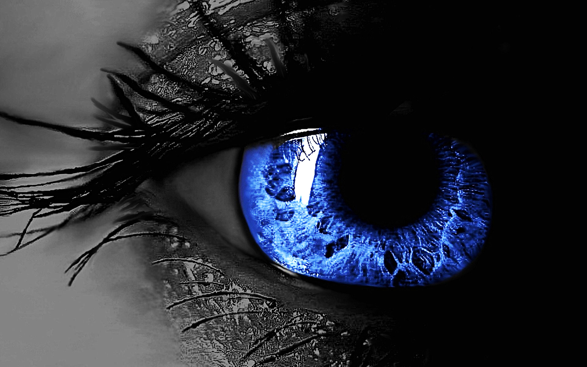 3D Eyes Wallpapers High Quality