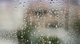 4K Rain Desktop Wallpaper HD
