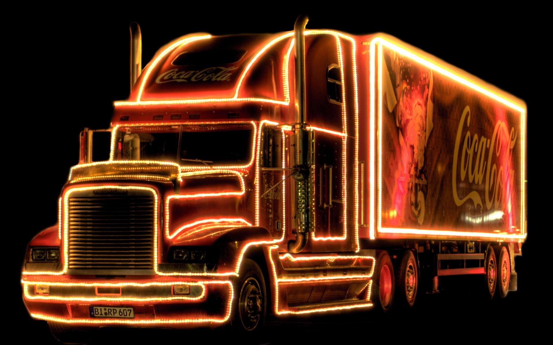 4K Truck Wallpaper