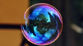 4k Bubbles Photo