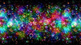 4k Bubbles Wallpaper Download