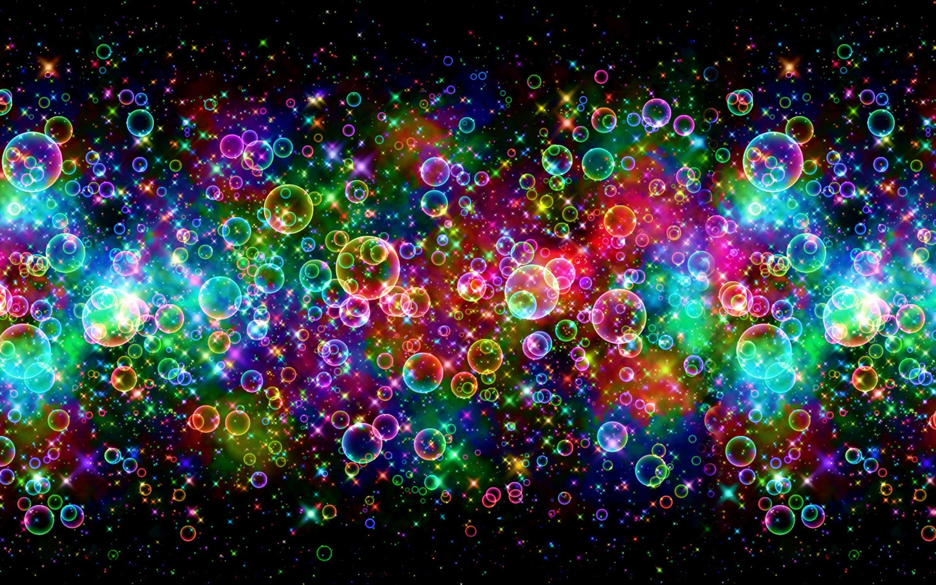 4k Bubbles Wallpapers High Quality Download Free