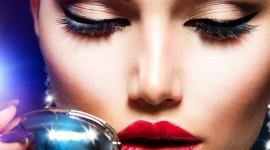 4k Lips Desktop Background