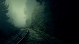 4k Railroad Desktop Background