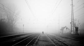 4k Railroad Image