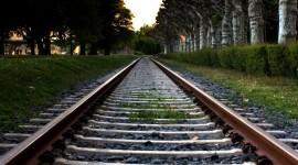 4k Railroad Wallpaper For IPhone