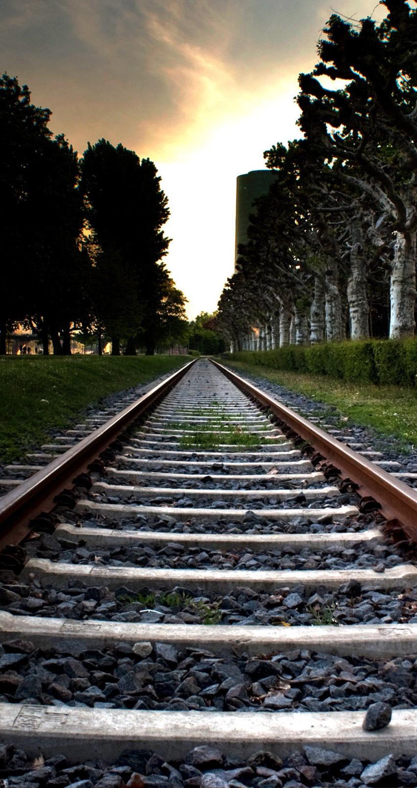 4k railroad wallpapers high quality download free - Wallpaper pc 4k ...