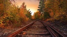 4k Railroad Wallpaper Full HD