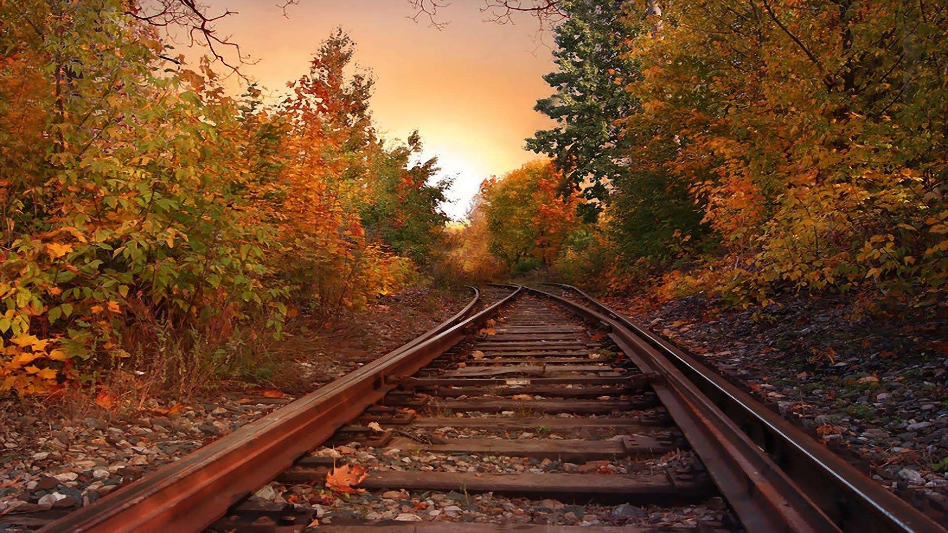 4k Quality Iphone Wallpaper: 4k Railroad Wallpapers High Quality