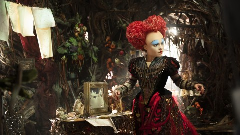 Alice Through The Looking Glass wallpapers high quality