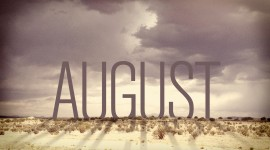 August Image Download