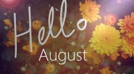 August Wallpaper For Desktop
