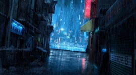 Cyberpunk Desktop Wallpaper Free