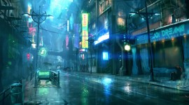 Cyberpunk Wallpaper Gallery