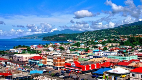 Dominica wallpapers high quality
