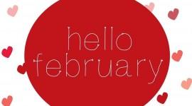 February Desktop Wallpaper For PC