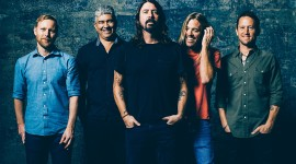 Foo Fighters Desktop Wallpaper For PC