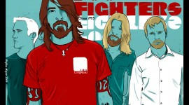 Foo Fighters Photo Free