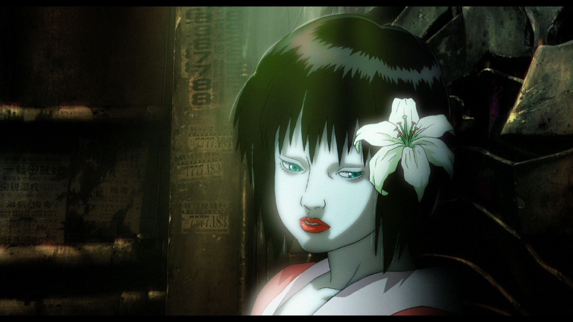 Gone Ghosts Anime Wallpapers High Quality Download Free