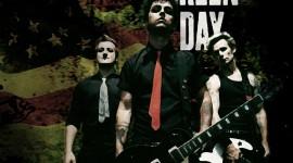 Green Day Wallpaper For Desktop