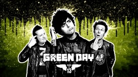 Green Day Wallpaper Gallery