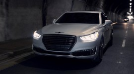 Hyundai Genesis g90 Photo