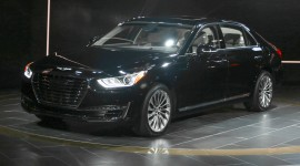 Hyundai Genesis g90 Wallpaper Download