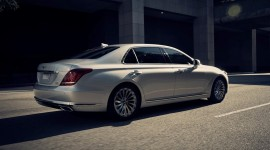 Hyundai Genesis g90 Wallpaper For PC