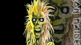 Iron Maiden Desktop Wallpaper