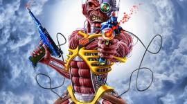 Iron Maiden Desktop Wallpaper HD