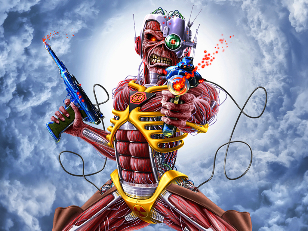 iron maiden wallpapers high quality | download free