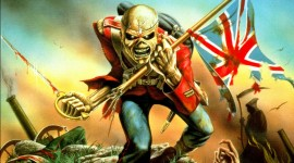 Iron Maiden Wallpaper For PC