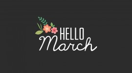 March Image Download
