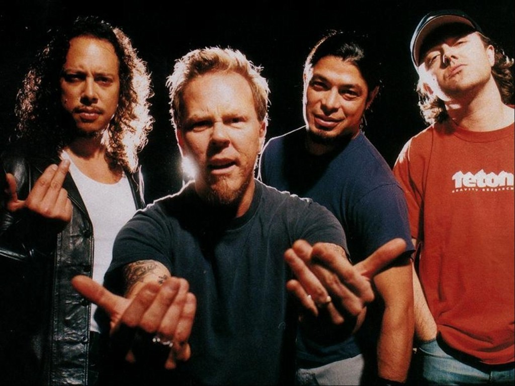 Metallica wallpapers HD