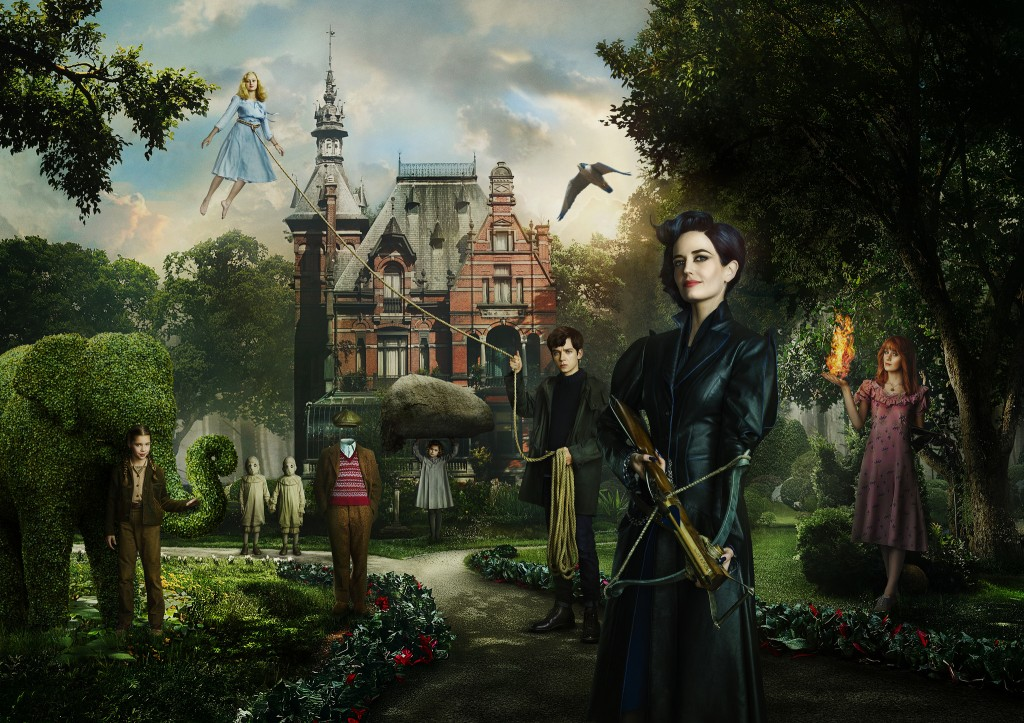 Miss Peregrine`s Home For Peculiar Children wallpapers HD