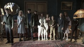 Miss Peregrine`s Home For Peculiar Children Wallpaper Widescreen