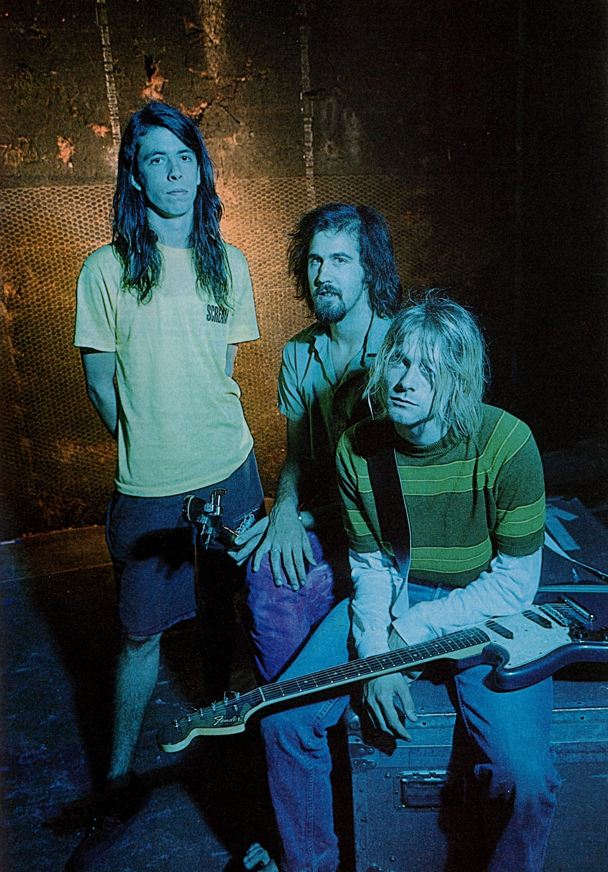 Nirvana Wallpapers High Quality Download Free