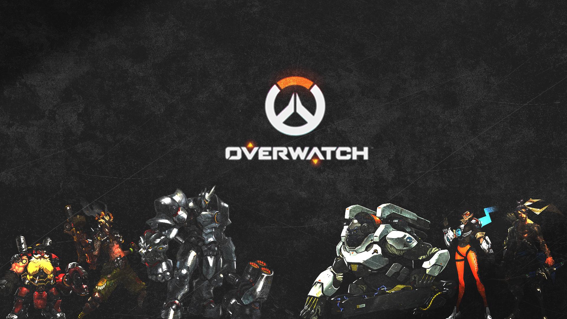 Popular Wallpaper High Quality Overwatch - Overwatch-Wallpaper-Gallery  Image_37525.jpg