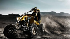 Quad Bike Desktop Wallpaper Free