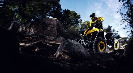 Quad Bike Photo