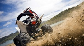 Quad Bike Wallpaper For PC